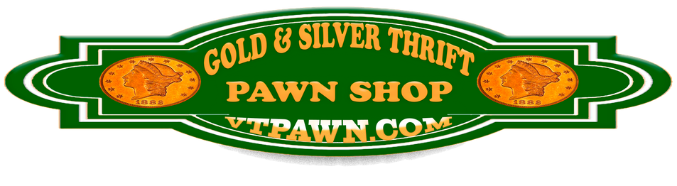 GOLD SILVER THRIFT PAWN SHOP